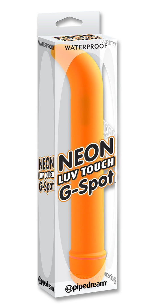 PipeDream Neon Luv Touch G Spot- VAT8