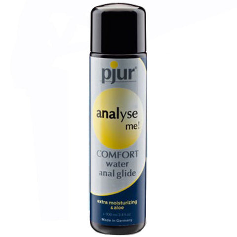 Pjur- Analyse Me Anal Water Gilde 100ml - VAT - 1
