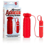 California Exotic Novelties 10-Function Adonis Vibrating Stroker- VAT