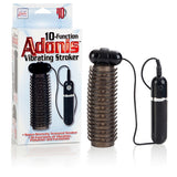 California Exotic Novelties 10-Function Adonis Vibrating Stroker- VAT7