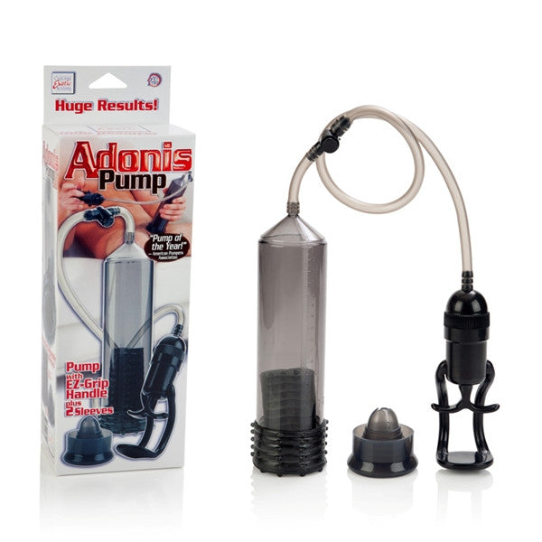 California Exotic Novelties Adonis Pump- VAT