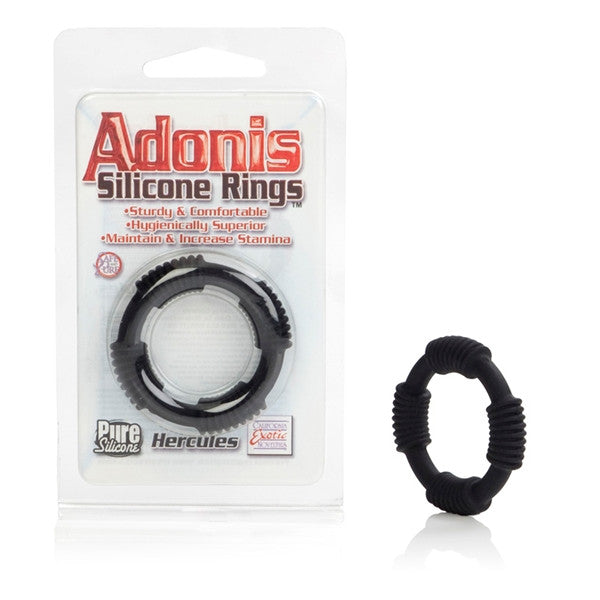 VAT- Adonis Silicone Cock Ring Hercules