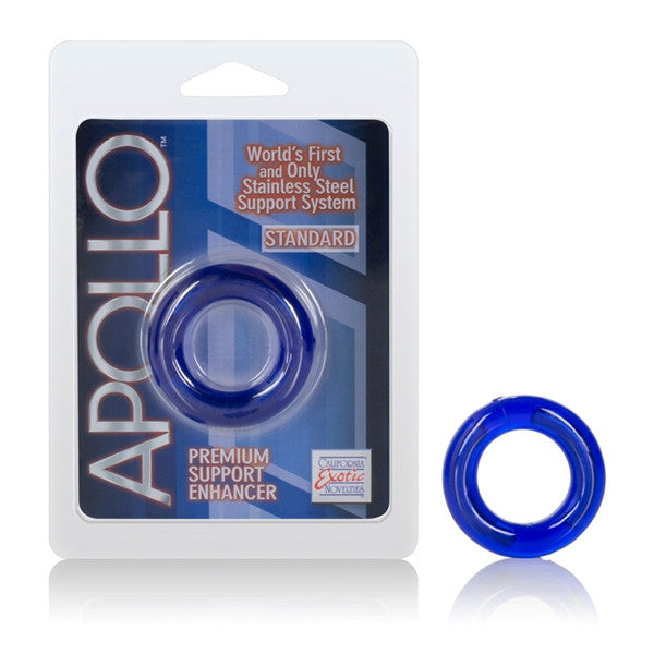 California Exotic Novelties Apollo Premium Support Enhancer Standard- VAT5