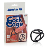 California Exotic Novelties Cock Cage Quick Release- VAT