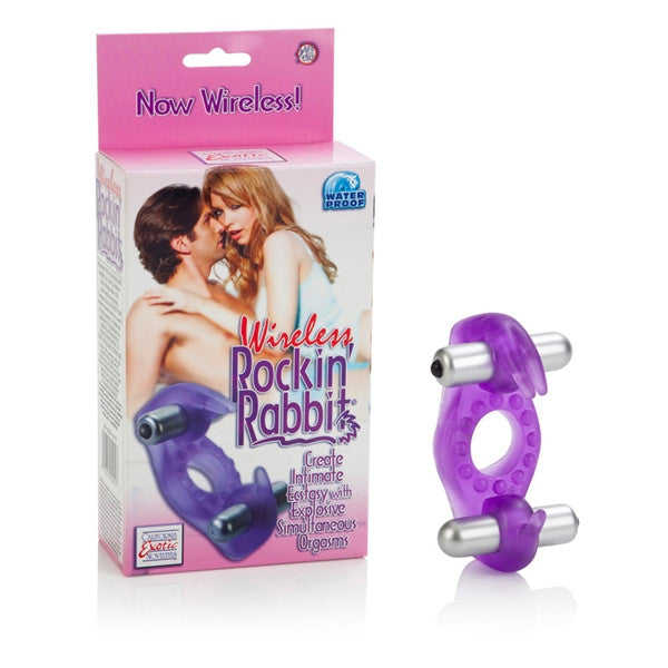 California Exotic Novelties Wireless Rockin' Rabbit- VAT