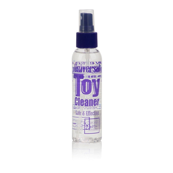 California Exotic Novelties Anti Bacterial Toy Cleaner Calex 4.3 oz- VAT