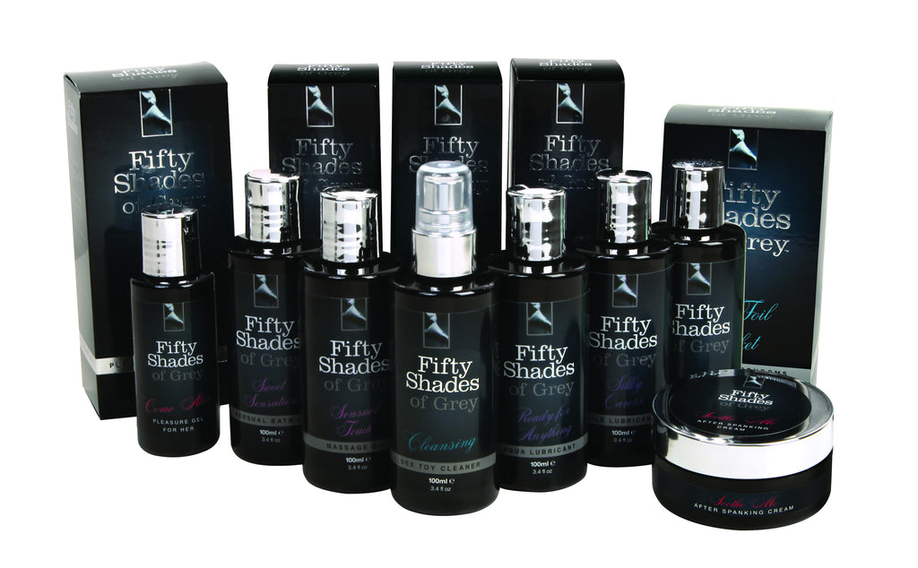 Fifty Shades of Grey Sensual Massage Oil