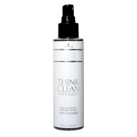 Sensuva - Think Clean Thoughts Toy Cleaner - VAT