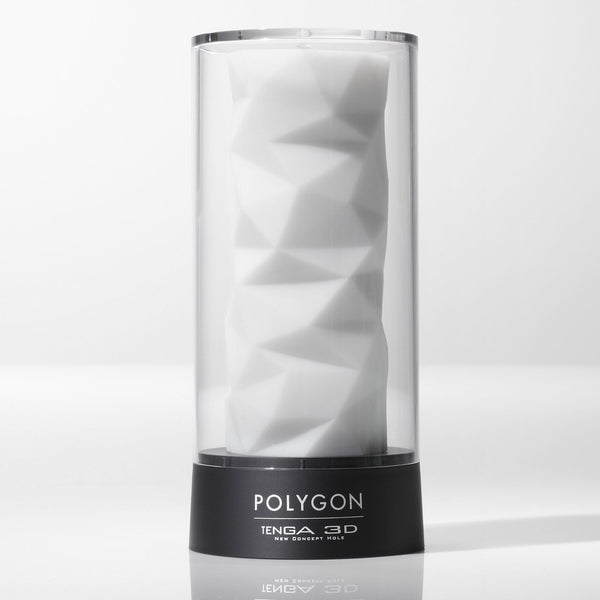 Tenga- 3D Polygon - VAT - 1