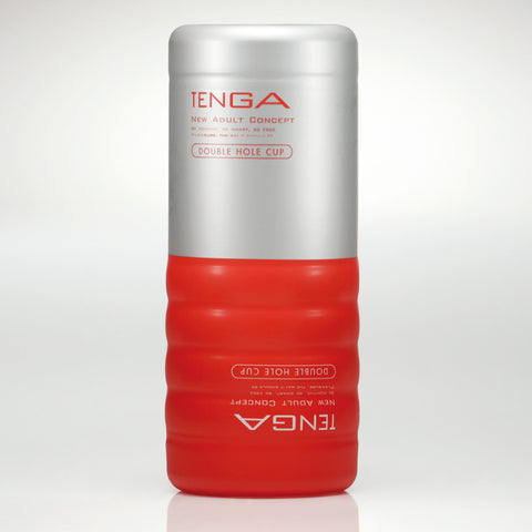 Tenga- Double Hole Cup - VAT