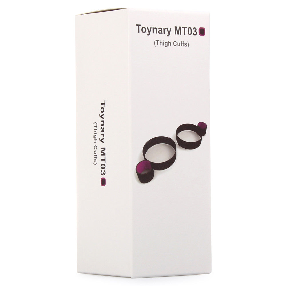 Toynary- MT03 Thigh Cuffs - VAT - 2