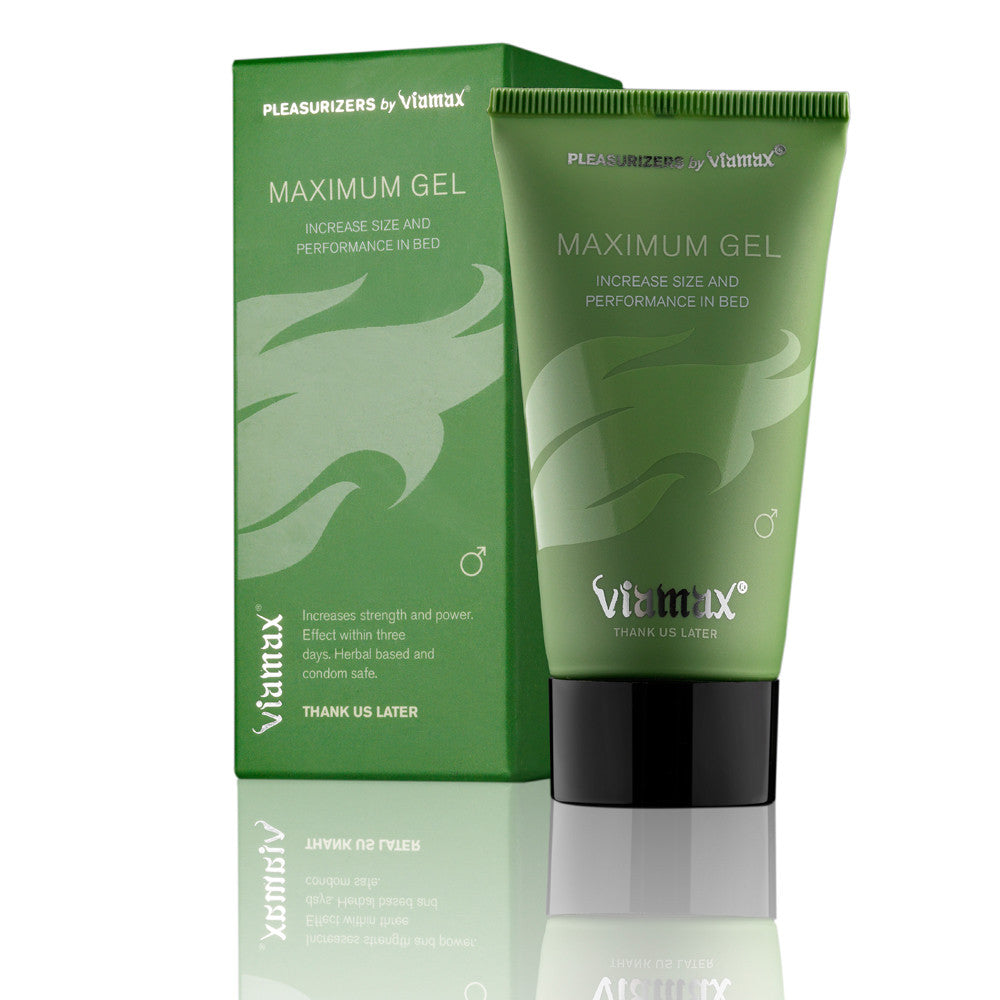 Viamax- Maximum Gel 50ml - VAT - 1