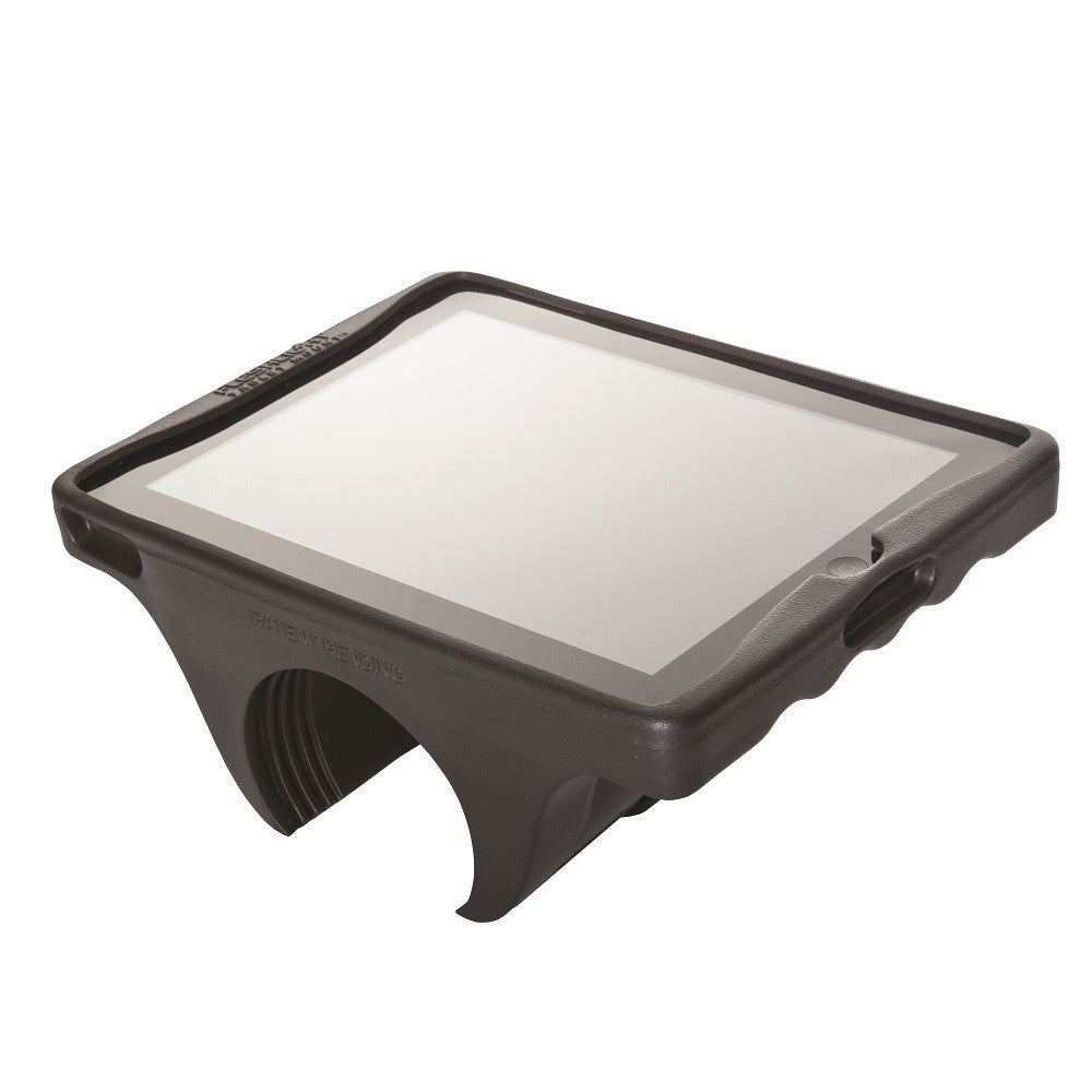 Fleshlight LaunchPAD Top View with Tablet