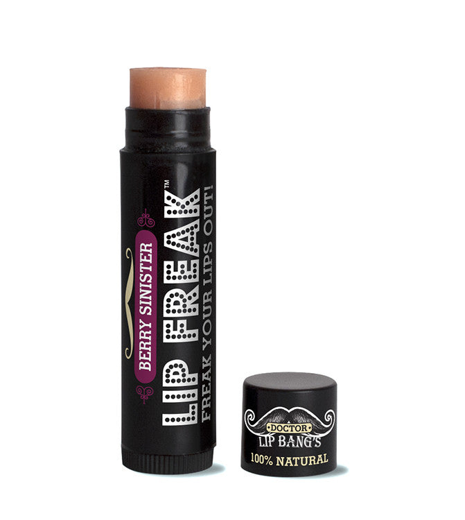 Doctor Lip Bang Lip Freak Balm - Single Carded Berry Sinister openview