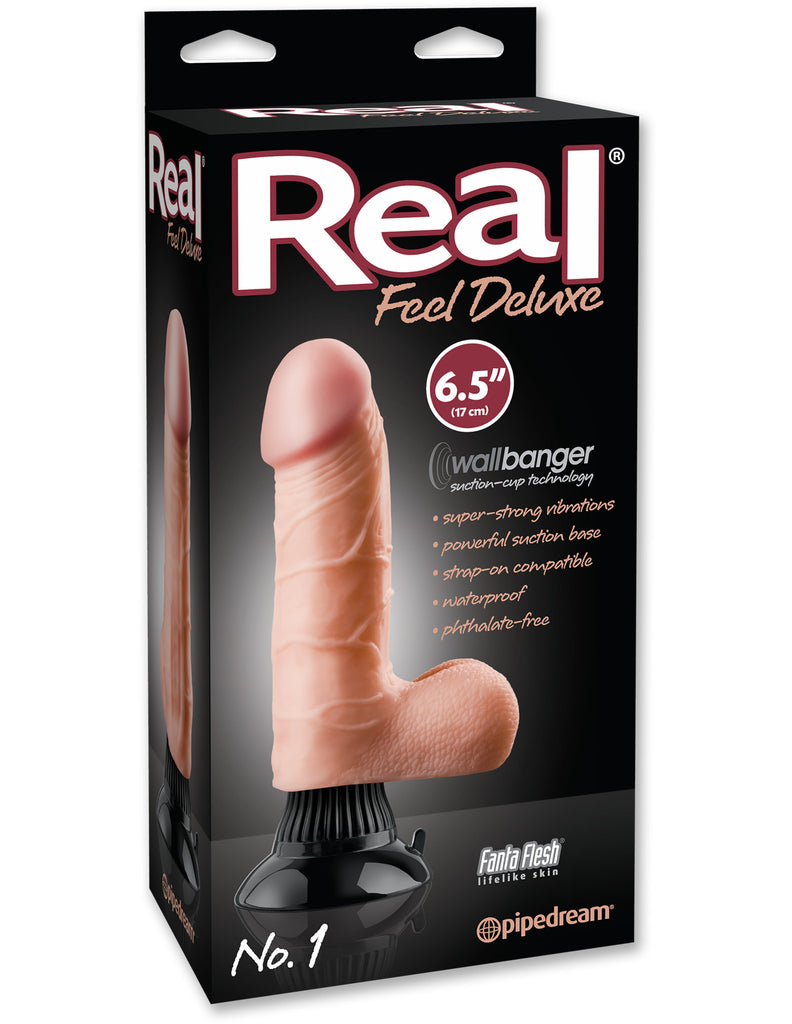 PipeDream Real Feel Deluxe No. 1- VAT