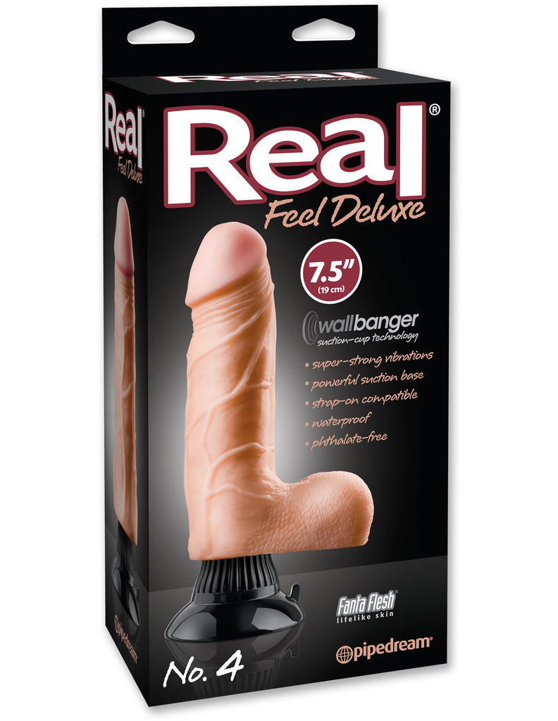 PipeDream Real Feel Deluxe No. 4- VAT