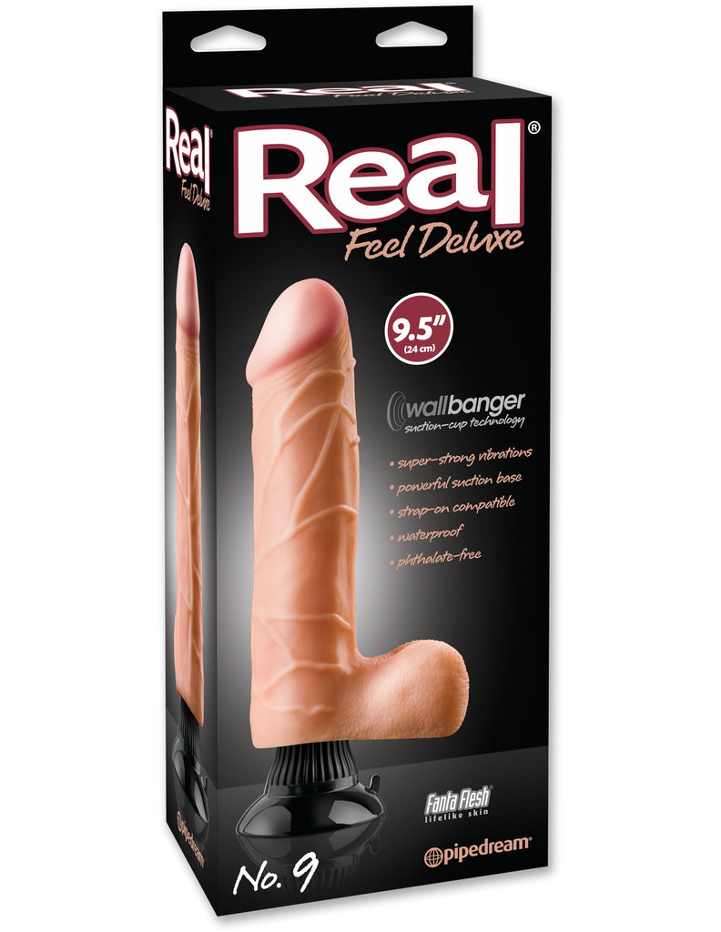 PipeDream Real Feel Deluxe No. 9- VAT