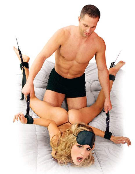 PipeDream Fetish Fantasy Bedroom Bondage Kit- VAT2