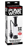 PipeDream Pump Worx Vibrating Waterproof Wall Banger Vibe- VAT