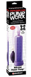 PipeDream Pump Worx Silicone Power Pump- VAT