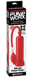 PipeDream Pump Worx Silicone Power Pump- VAT4
