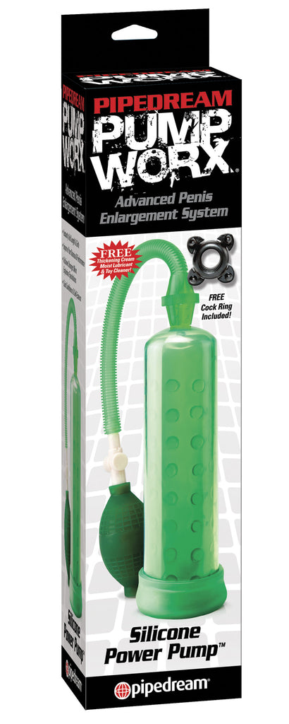 PipeDream Pump Worx Silicone Power Pump- VAT6