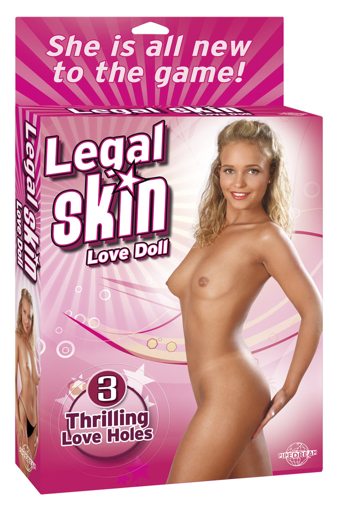 PipeDream Legal Skin Love Doll- VAT