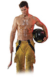 PipeDream Fireman Blow Up Doll- VAT3