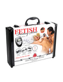 PipeDream Fetish Fantasy Deluxe Shock Therapy Travel Kit- VAT