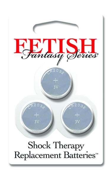 PipeDream Fetish Fantasy Shock Therapy Replacement Batteries- VAT