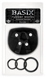 Basix Rubber Works Universal Strap On Harness Kit VAT4