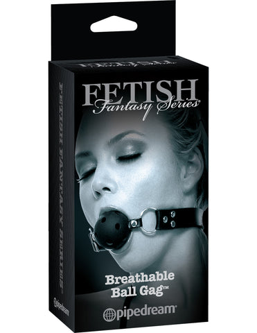 PipeDream Fetish Fantasy Series Limited Edition Breathable Ball Gag- VAT