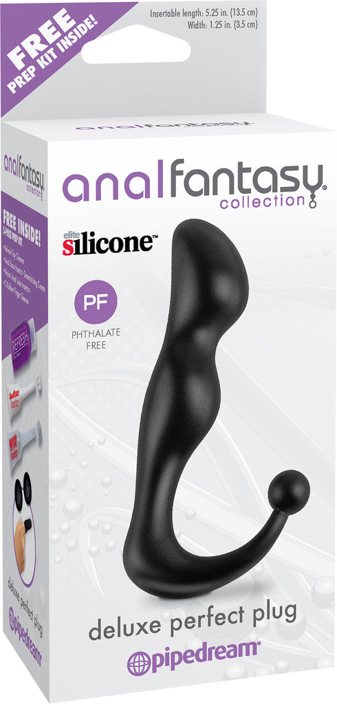 PipeDream Anal Fantasy Deluxe Perfect Plug- VAT