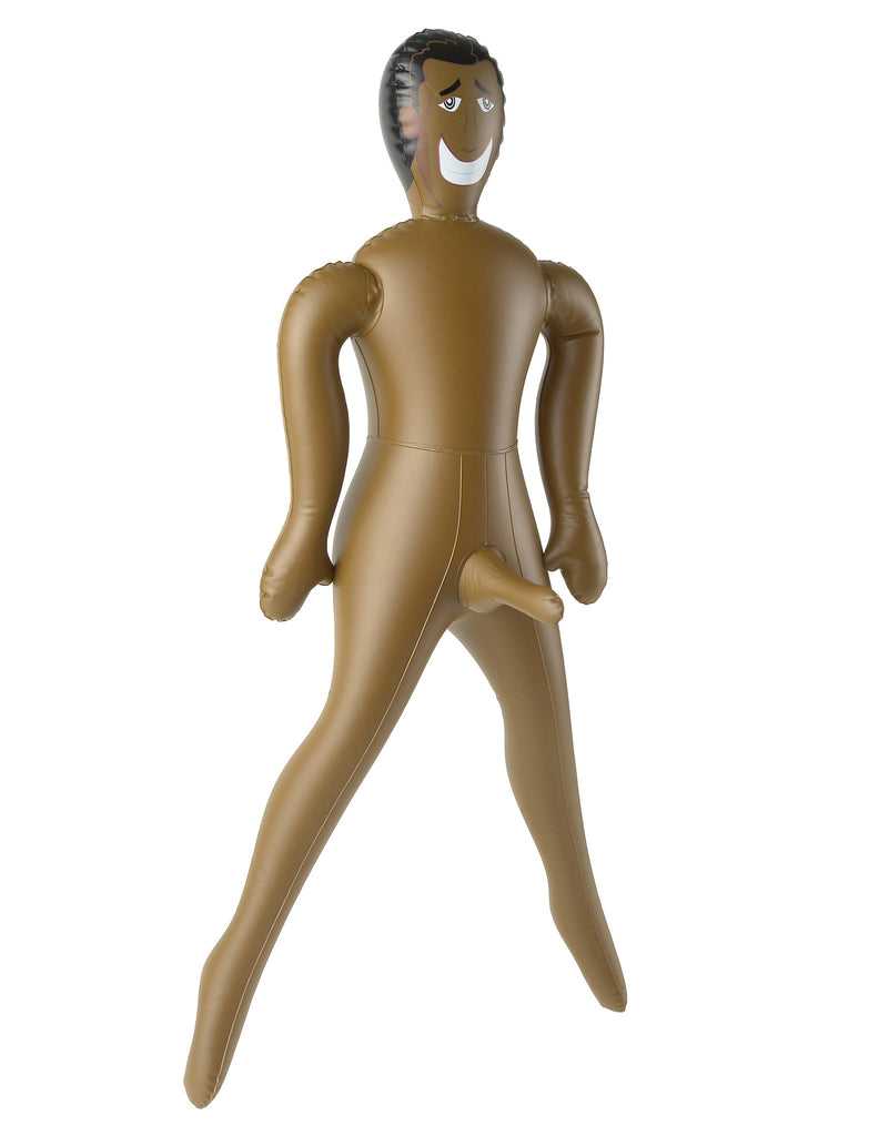 PipeDream Travel Size Leroy Inflatable Love Doll- VAT1