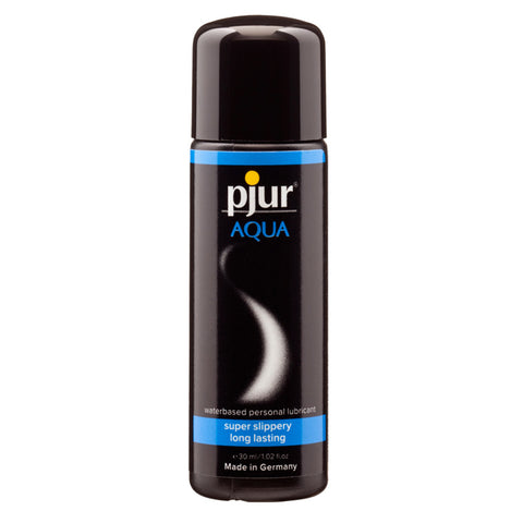 Pjur Aqua 30ml Water Based Lube