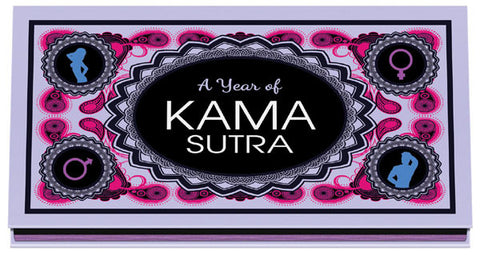 Kheper Games A Year of Kama Sutra - Virgin Adult Toys