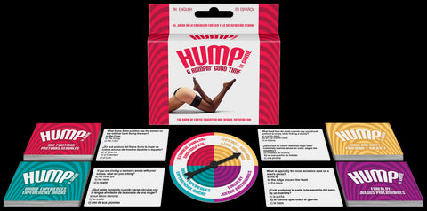 Kheper Games Hump! The Game - Virgin Adult Toys