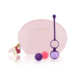 Rianne-S Playballs Multi Colour Ben Wa Balls Nude