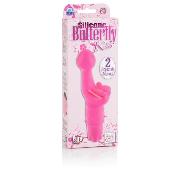 California Exotic Novelties Silicone Butterfly Kiss- VAT2