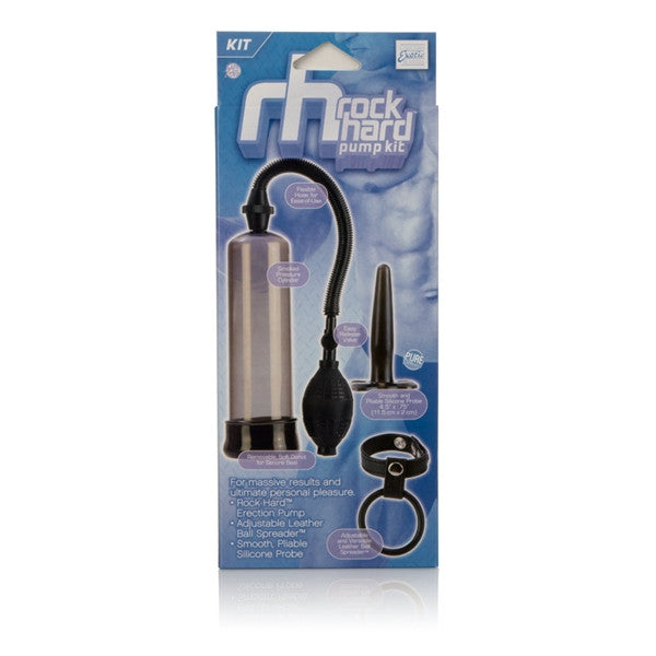 California Exotic Novelties Rock Hard Pump Kit- VAT3