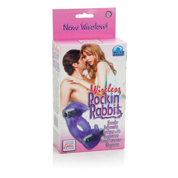 California Exotic Novelties Wireless Rockin' Rabbit- VAT2