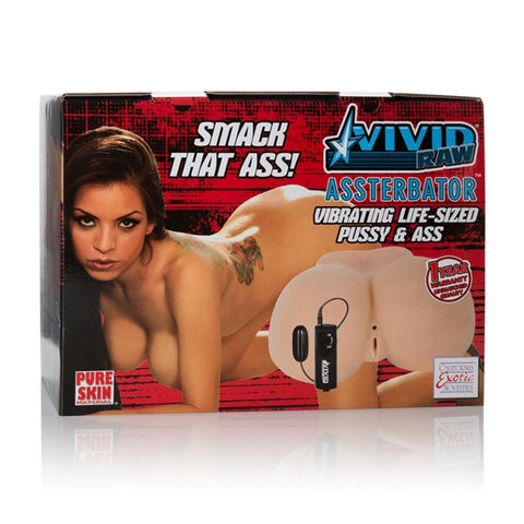 Calexotics Vivid Raw Assterbator Fake Vaginas VAT3