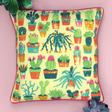 Cacti cushion
