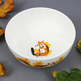 Chipmunk bowl