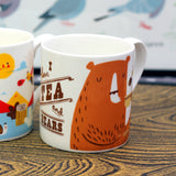 Tea and Bears mug
