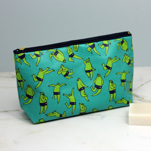 Desmond Fishman wash bag