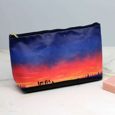 Stargazing wash bag