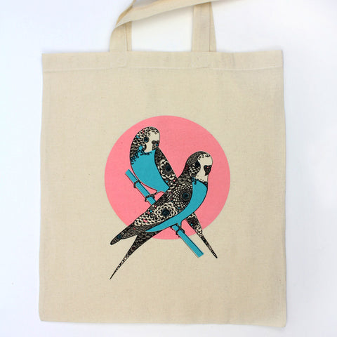 Perfect Pair tote bag
