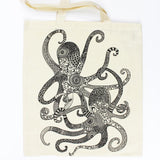 Octotote tote bag