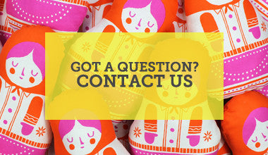 Got a question? Contact us!